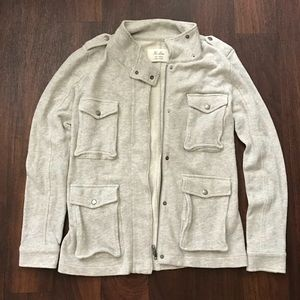 Hi Line terry jacket, medium